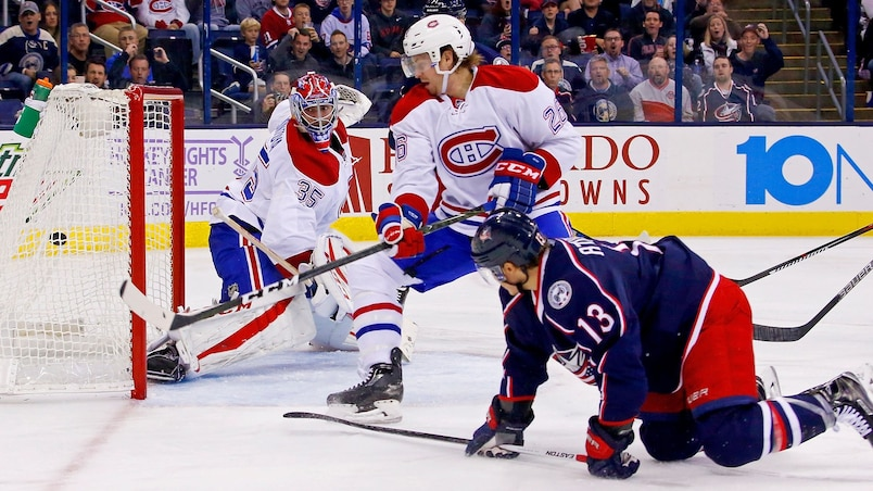 HKN-MONTREAL-CANADIENS-V-COLUMBUS-BLUE-JACKETS