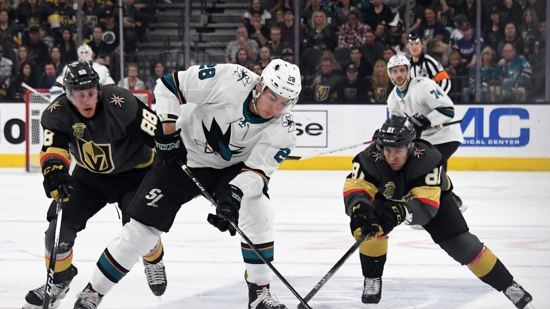 San Jose Sharks v Vegas Golden Knights