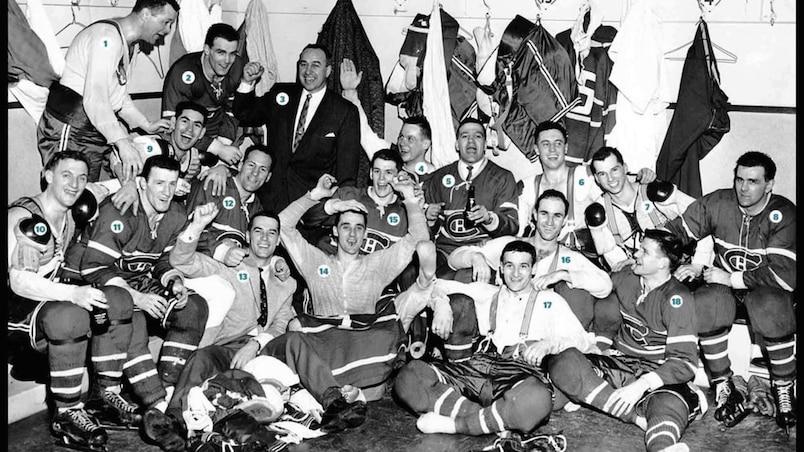 Coupe Stanley: les derniers témoins d'une glorieuse époque