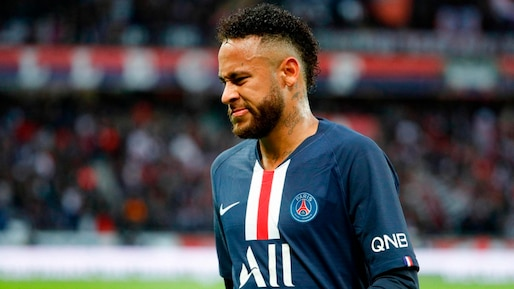 Absence prolongée de Neymar