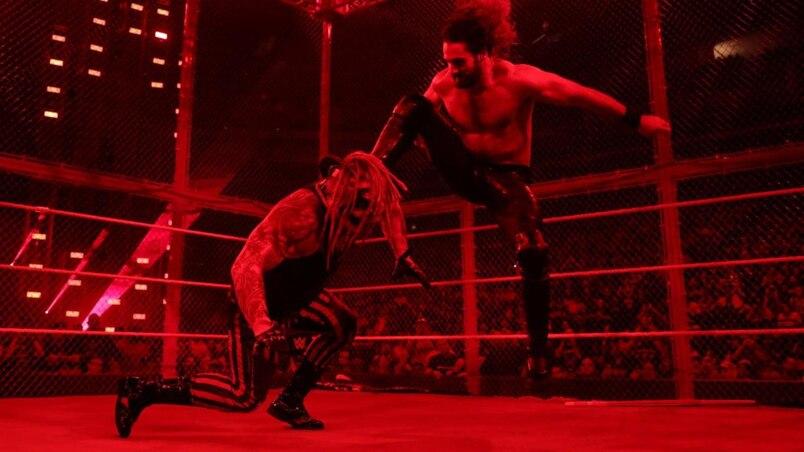 Cette semaine dans l'univers de la WWE : les amateurs rouges de colère