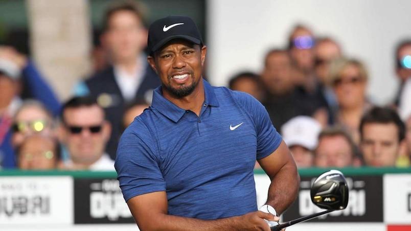 Absent à une conférence de presse, Woods relance les rumeurs