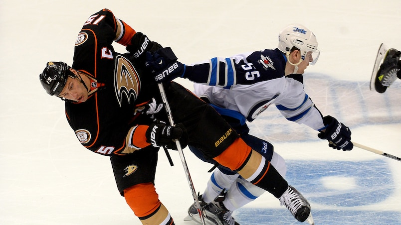 NHL: Stanley Cup Playoffs-Winnipeg Jets at Anaheim Ducks
