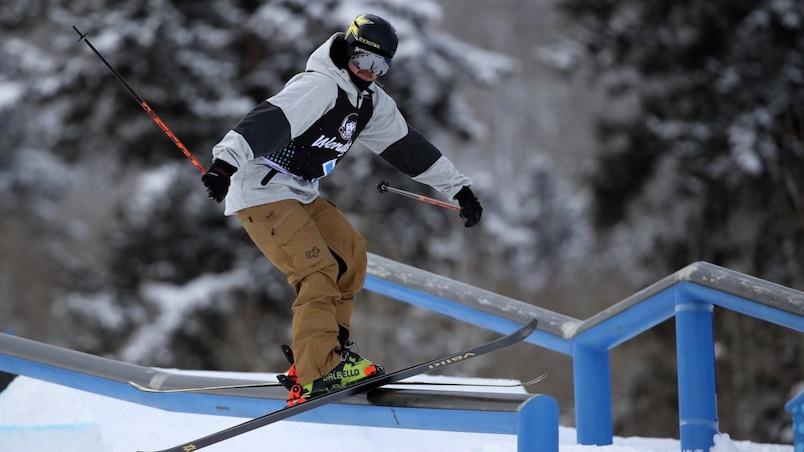 X Games: Alex Beaulieu-Marchand médaillé d'argent