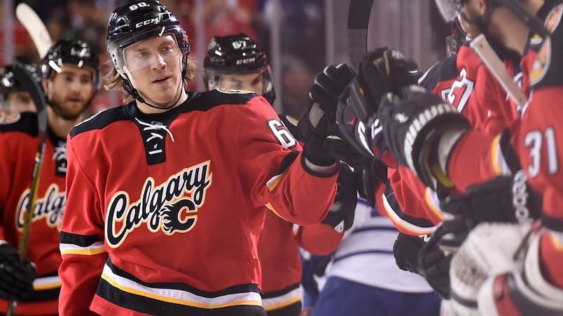 Granlund échangé aux Canucks