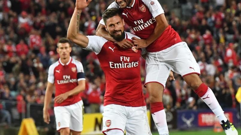 Arsène Wenger répète sa volonté de conserver Olivier Giroud à Arsenal