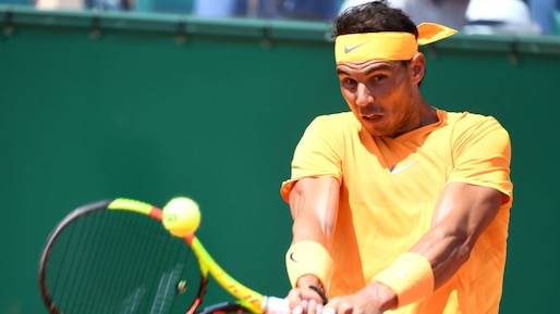 Monte-Carlo: une autre finale pour Rafael Nadal