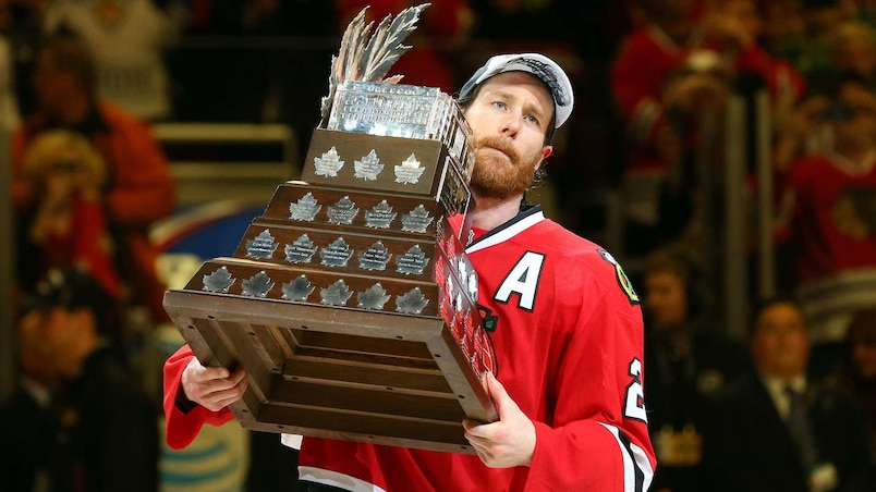 Keith rafle le Conn Smythe