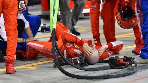 F1: un problème de capteur à l'origine de l'incident de Bahreïn