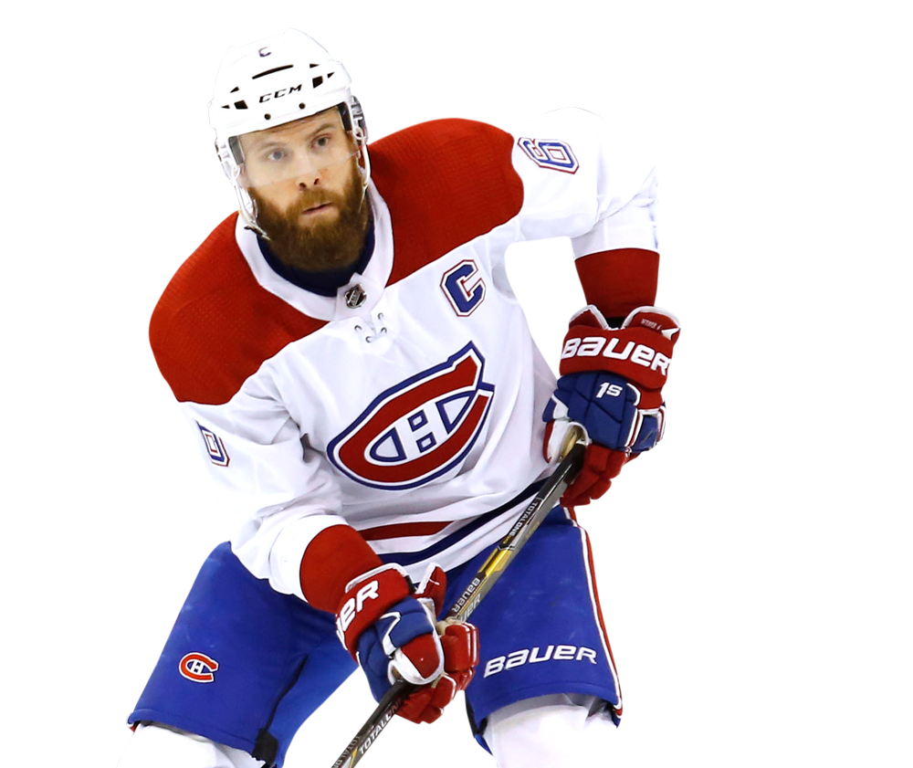 Shea Weber, défenseur des Canadiens de Montréal