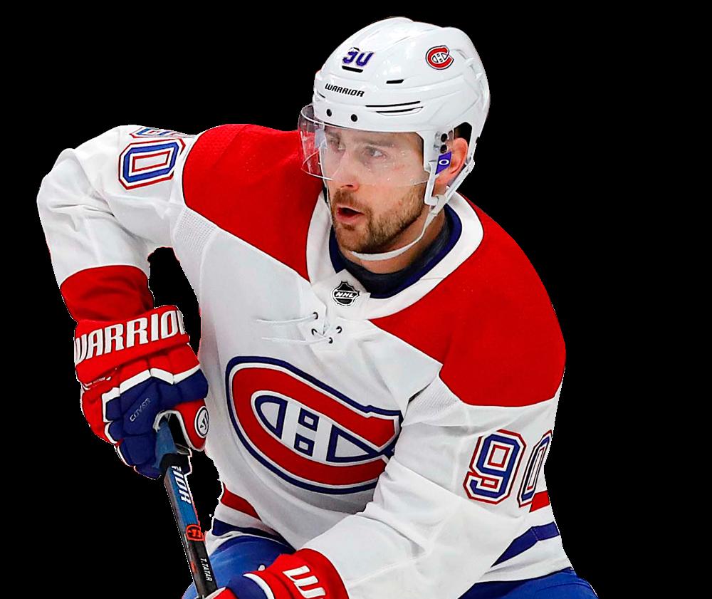 Tomas Tatar, attaquant des Canadiens de Montréal