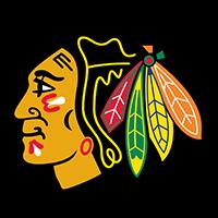 Logo des Blackhawks de Chicago