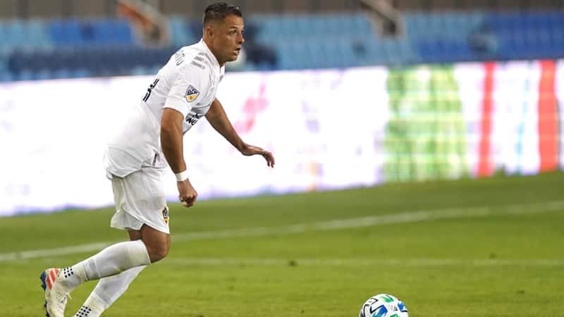 Zlatan Ibrahimovic, attaquant du LA Galaxy