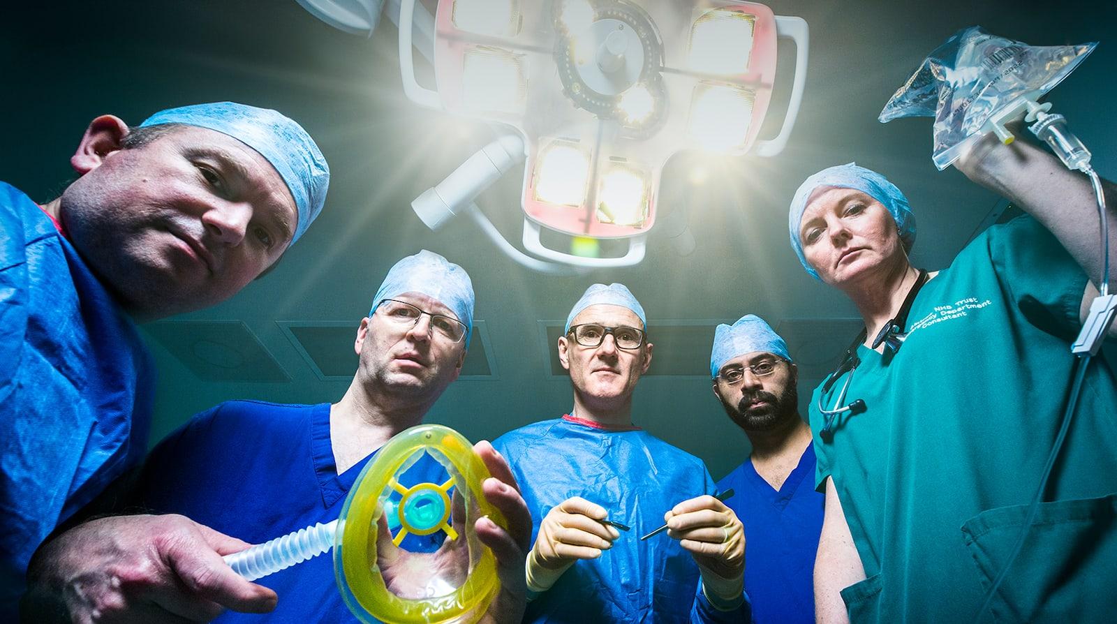 Hôpital : la réalité