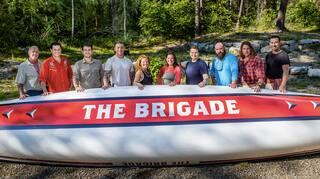 Les aventuriers de la baie d'Hudson