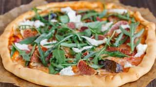 La très très bonne pizza
