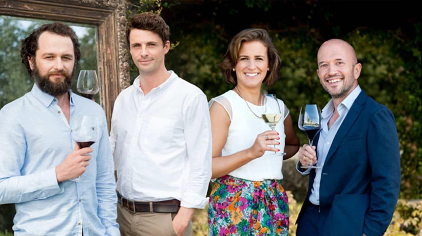 Le wine show