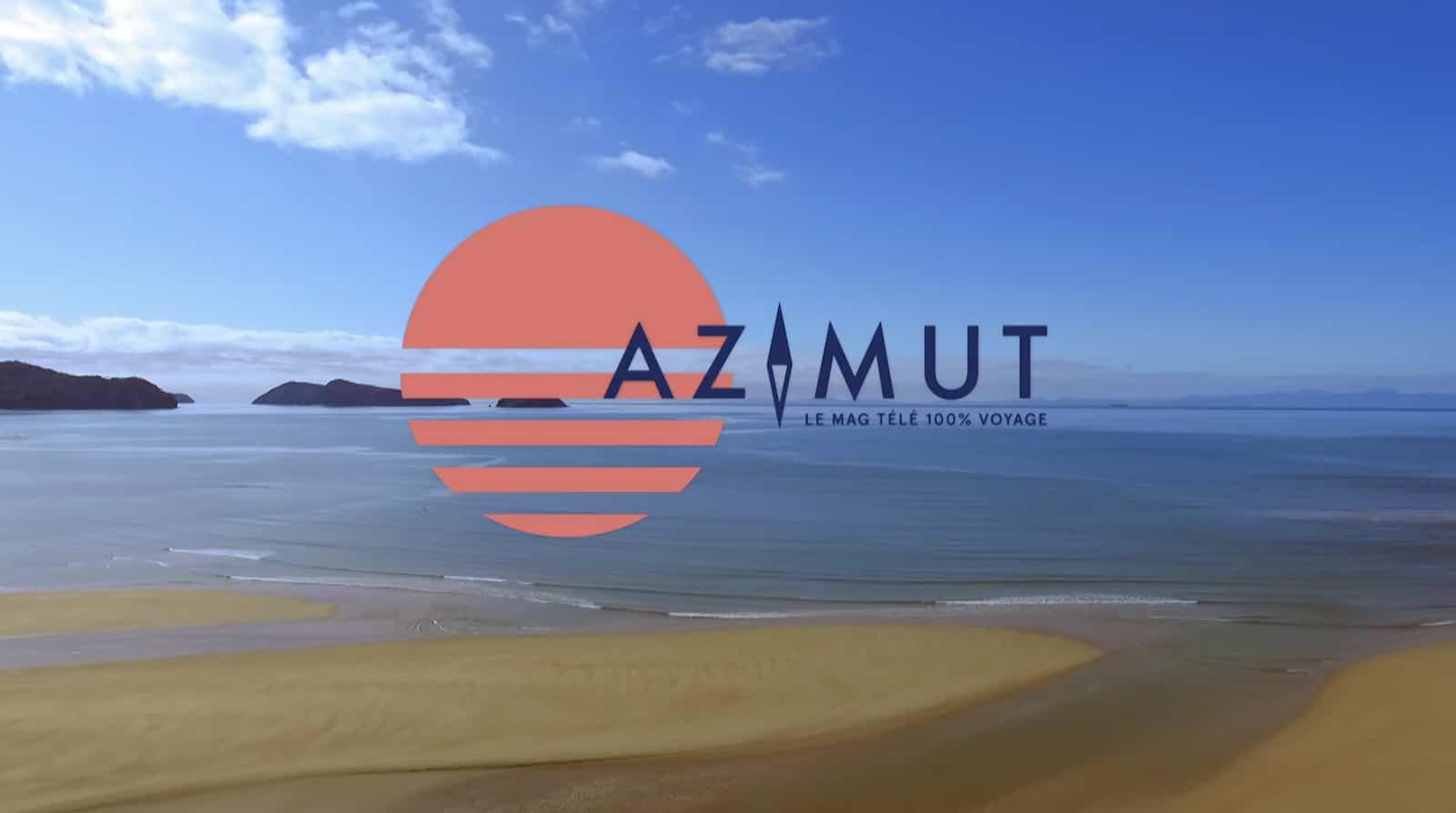 Azimut, Le mag télé 100% voyage